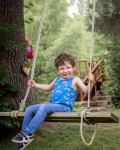 Lifestyle Photography- Tree Swing